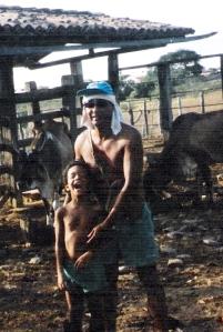 Foto, Peuzinho, curral