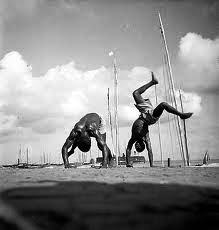 África, Pierre verger, capoeira
