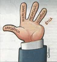 mão LULA