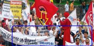 greve, muita gente conhecida nesta foto