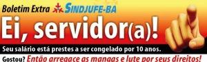 GREVE, Sindjufe, EI SERVIDOR 23ABR10