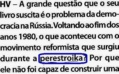 história viva, Putin 1