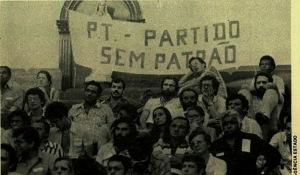 PT, PARTIDO SEM PATRÃO