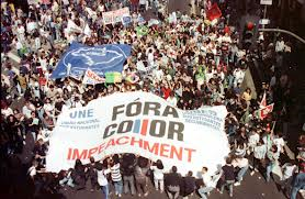 fora collor, impeachement