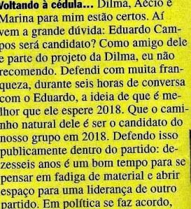 Jaques Vagner, Veja, 3.3.a