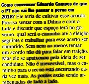 Jaques Vagner, Veja, 3.4.a