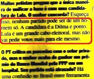 Jaques Vagner, Veja, 3.4.b