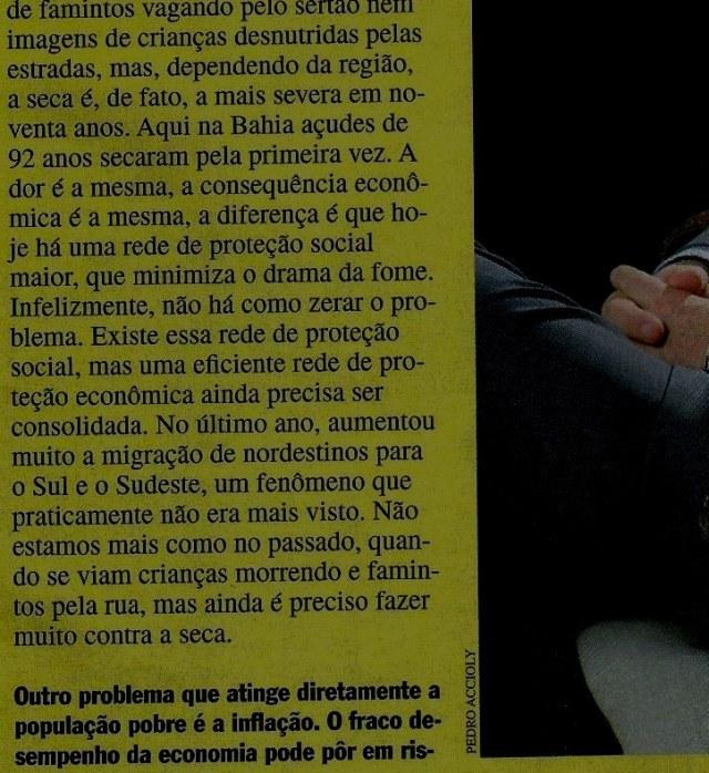 jaques vagner, Veja maio2013 , 1.2