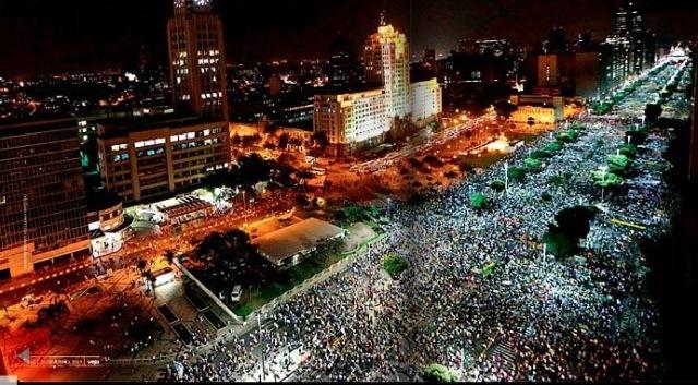 VEJA os sete dias que mudaram o brasil