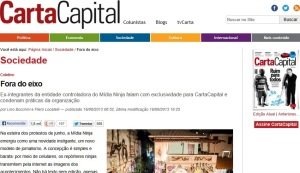 carta capital, fora do eixo