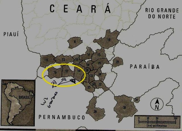 Gonzaga, a terra