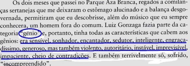 gonzaga, livro, 1