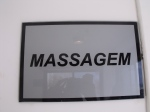 MODERN LIVING, AREA DE MASSAGEM