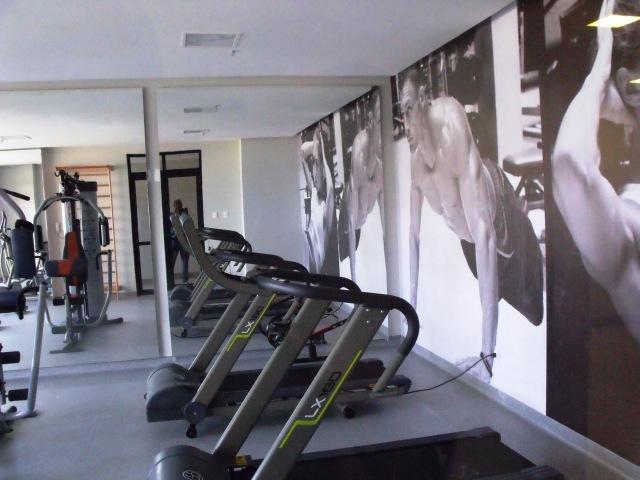 MODERN LIVING, sala ginastica1