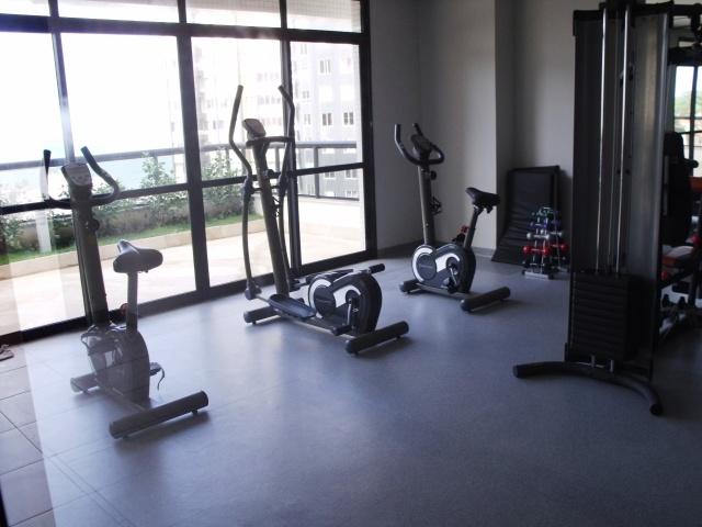 MODERN LIVING, sala ginastica2