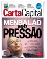 carta capital, mensalão, capa