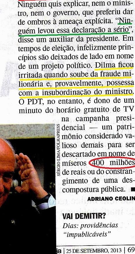 MINSITRO DESAFIA DILMA2