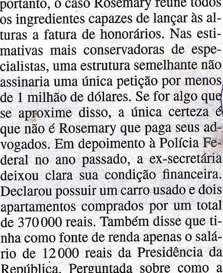 ROSE, VEJA 13SET, 6