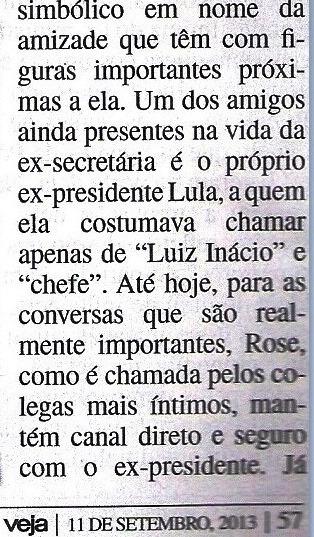 ROSE, VEJA 13SET, 8