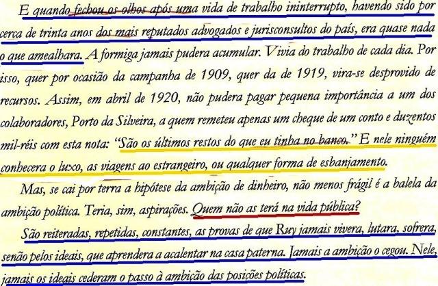A VIDA DE Ruy Barbosa, fl.22