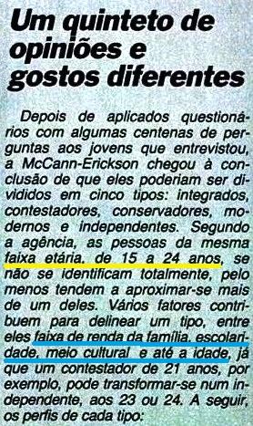 CONTESTADORES x INTEGRADOS, Veja, 09 maio1984 - Cópia