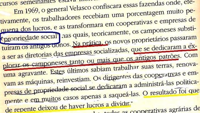 Llosa, Vargas, Peixe na água, fl214