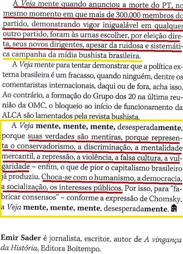cAROS AMIGOS, A VEJA MENTE4