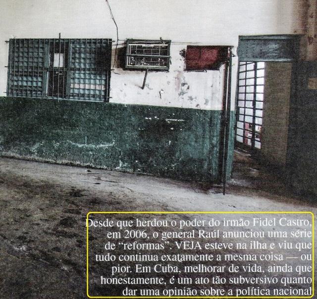 CUBA, 2,VEJA ESPECIAL DE 06NOV13 - Cópia