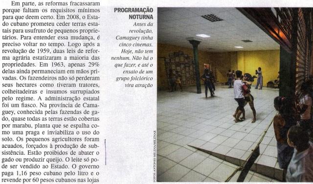 CUBA, 4,VEJA ESPECIAL DE 06NOV13 - Cópia