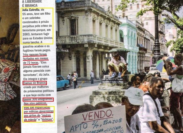 CUBA,8,VEJA ESPECIAL DE 06NOV13