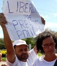 presos políticos, mensalão, II