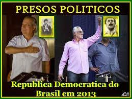 presos políticos, mensalão