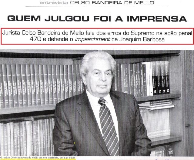 caros amigos, CELSO BANDEIRA DE MELO