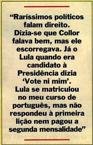 lula, Veja, Color, português