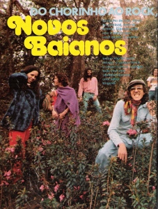 Novos baianos, revista POP, out1975 A