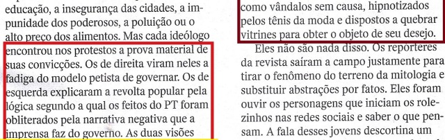 Rolezinho, veja 22jan14, EDITORIAL 2