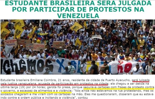 democracia, Venezuela