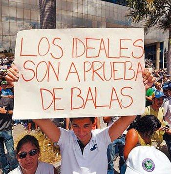ideais, Venezuela