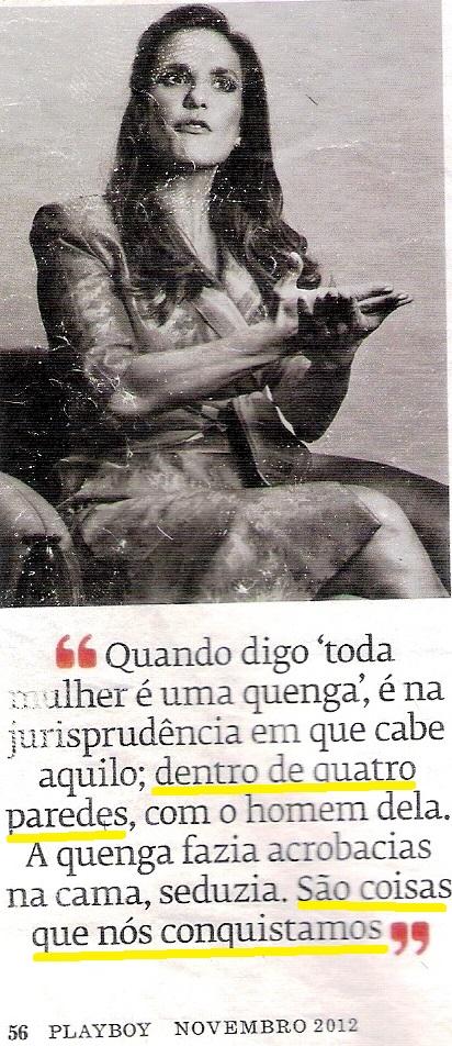 Ivete Sangalo, Playboy, nov12, 1