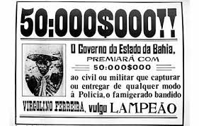 LAMPIÃO, PRÊMIO