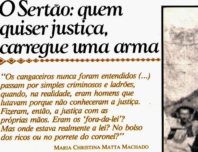 Lampião, Revista Nosso Século, 1