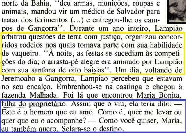 Lampião, Revista Nosso Século, 5