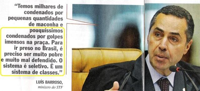 Min. Barroso, Veja, nov13