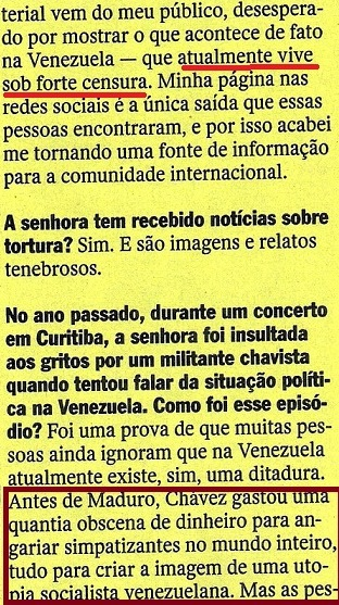 Venezuela, Gabriela, Veja, 26mar14, 4