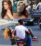 venezuela, morte da modelo