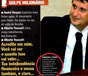 doleiro, O PLANO 2