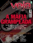 VEJA, A MÁFIA GRANPEADA, CAPA GOVERNO FHC