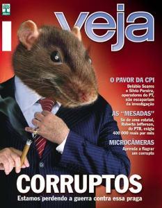 veja, capa-corruptos, rato
