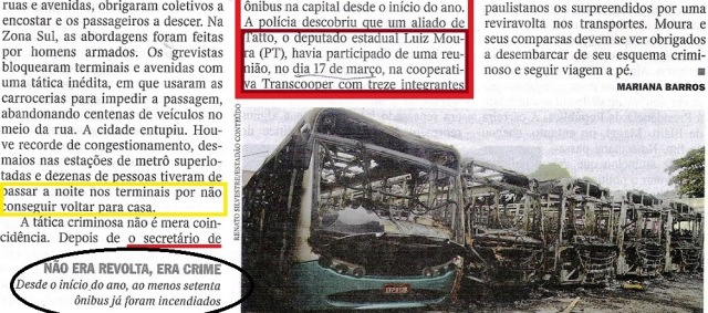 DEPUTADO INCENDIÁRIO, LUIZ MOURA, Veja 28maio14, 3