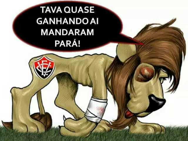 para, leão